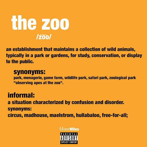 [Video] MisterMiles – The Zoo | @MisterMilesMW3