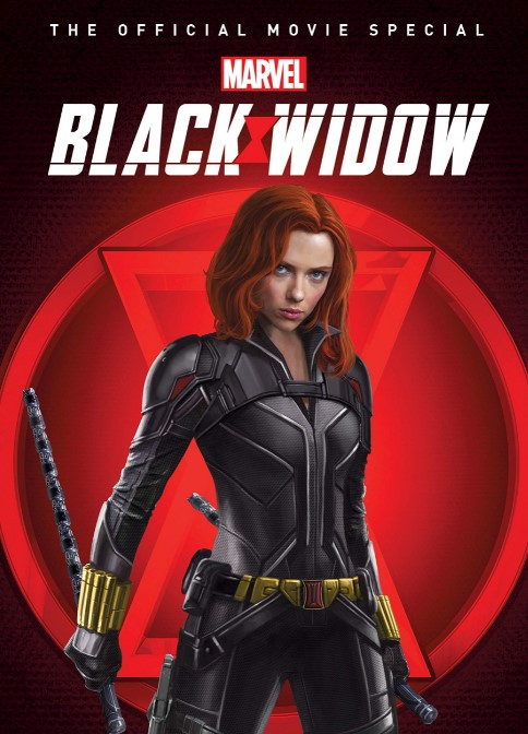 Black widow plakat