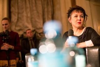 Festiwal Conrada, Olga Tokarczuk, fot. Tomasz Wiech