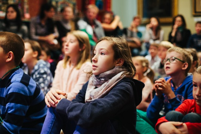 Festiwal Conrada, Warsztaty kartograficzno-literackie, fot. Michalina Pieczonka