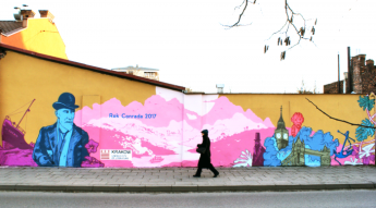 Mural Josepha Conrada