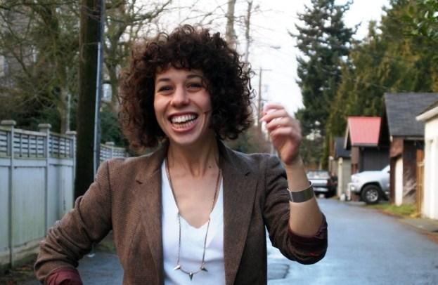 Program rezydencjalny - nowa stypendystka: Sarah Herman