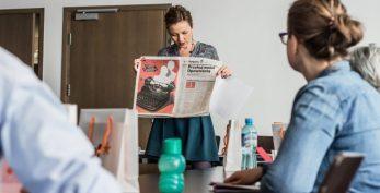 Weekend z reporterami Dużego Formatu, fot. Inga Szeliga