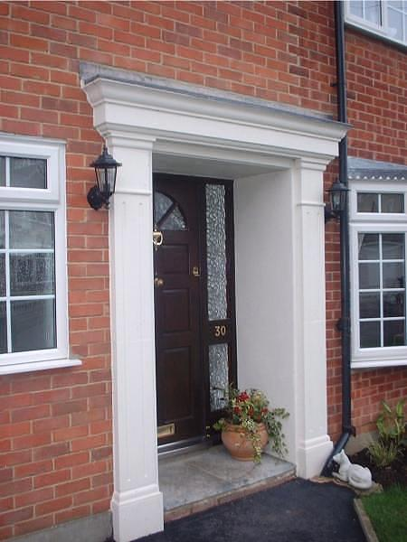 Our Door Surrounds Are Completely Bespoke. We Construct A Range Of Stone Door  Surrounds To Meet Your Final Needs.