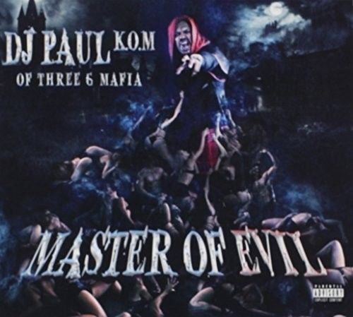 dj paul – master of evil