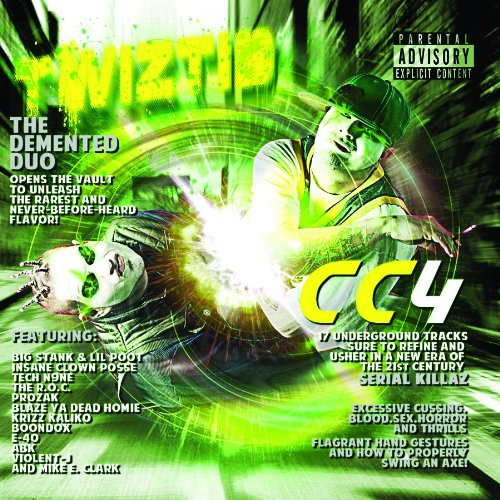 twiztid – Cryptic Collection 4