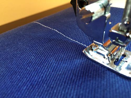 ρυθμιση μηκους βελονιας, μαθαινουμε να ρυθμιζουμε την ραπτομηχανη μας