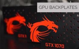 GPU Backplates