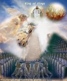 Glorious Throne Of Jesus