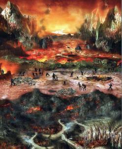 Scene of Hell
