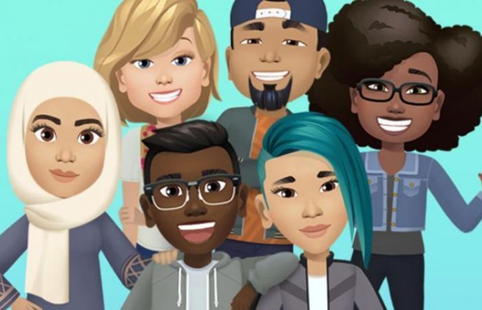 شرح طريقة عمل وإنشاء facebook avatar   طريقة عمل الافاتار فيس بوك بالصور   avatar 2020
