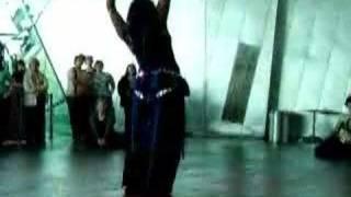 Raqs Gothique *Pre* Show @ the Underbelly concert for Rachel Brice & Kaesha Chai 10/11/06