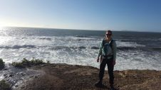 Recent hike with my sister to Alamere falls in Point Reyes National Seashore.