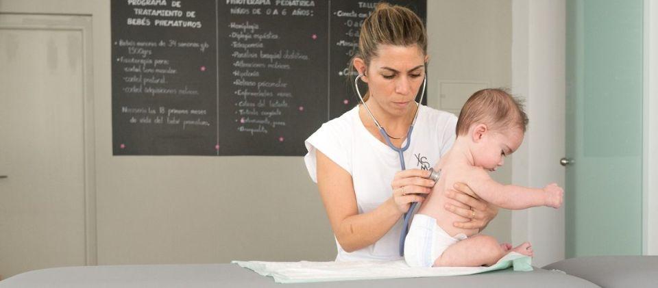 fisioterapia respiratoria- bronquiolitis