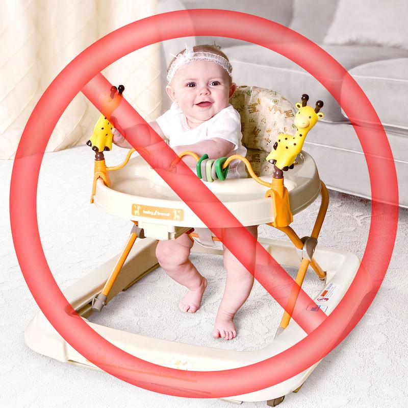 cuando poner al bebé de pie - osteopatia pediátrica Mallorca
