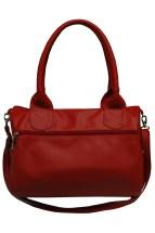 maletinha nova vermelha