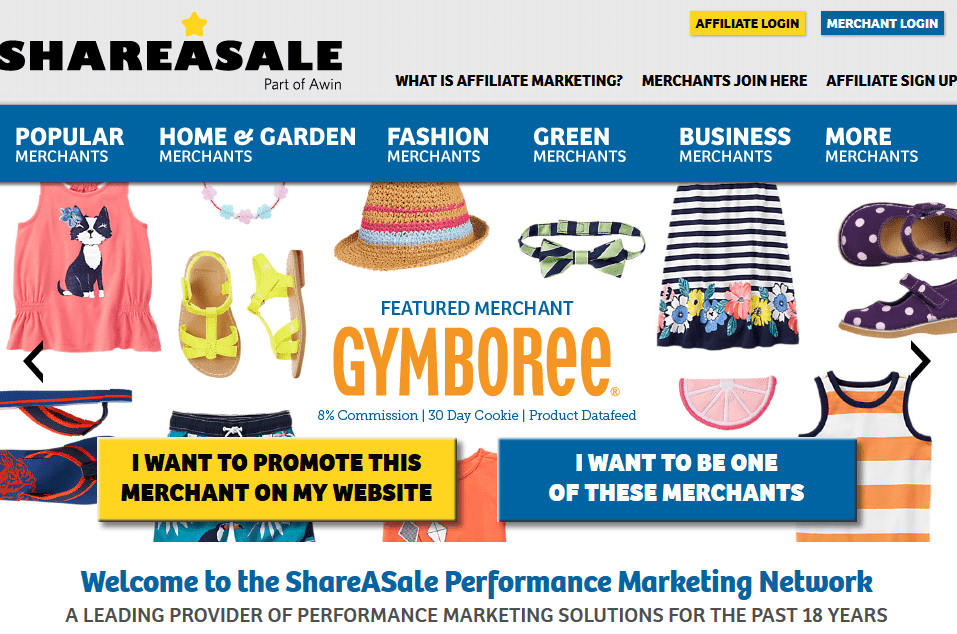 Learn how to join ShareASale, what the requirements are and how to navigate around ShareASale's website. Don't miss out! A full list of merchants you can start promoting is included as well.
