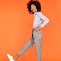 2018 Fashion Trends: Paper Bag Pants