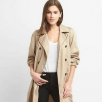 2018 Fashion Trends: Trench Coats #spring #summer #fashiontrends #2018 #trenchcoats #jackets