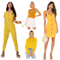 2020 Fashion Trends_ Yellow - Featured Image