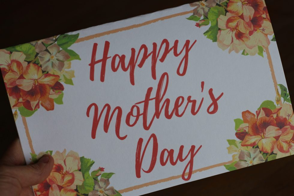 Free Printable Happy Mother's Day Card