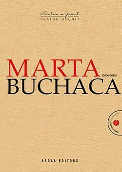 Només una vegada. Marta Buchaca