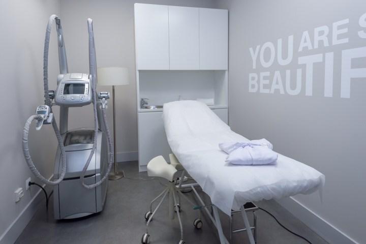 En Hedonai cuentan con unas excelentes instalaciones y la última tecnología en tratamientos de belleza.