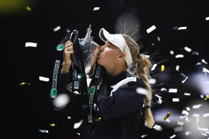 Caroline Wozniacki WTA Finals