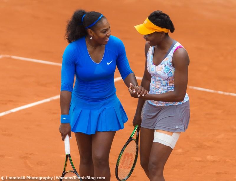 Serena Venus Williams