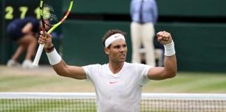 1 Rafael Nadal-