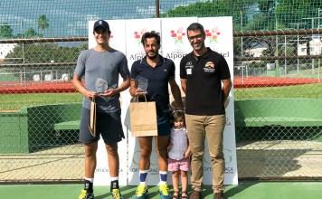 Fred Gil SBA Tennis Open