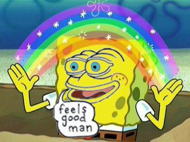 Spongebob Pepe