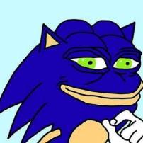 Sanic the Pepe