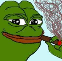 Cigar Pepe