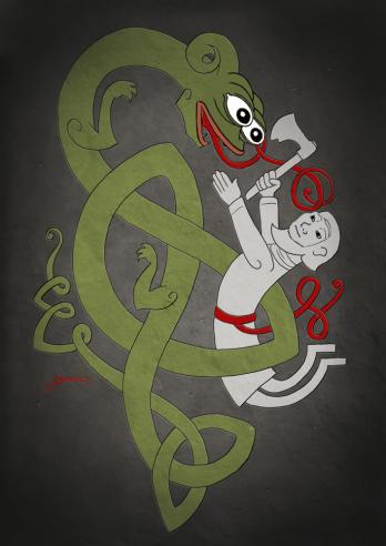 Dragon Pepe