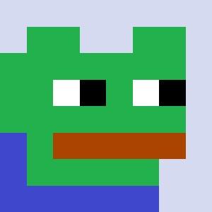 Minecraft Pepe