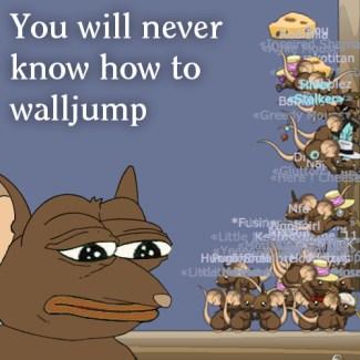 walljump Pepe