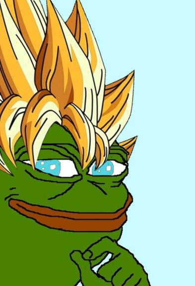 Goku Sayan Pepe