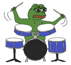 Drum Pepe