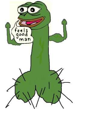 Feels Good man Pepe