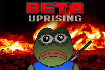 Beta Uprising Pepe