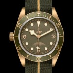 TUDOR Black Bay Bronze One LHD Ref.7925/001 For Only Watch 2017