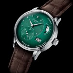 GLASHÜTTE ORIGINAL PanoMaticLunar Forest Green Ref. 1-90-02-13-32-xx