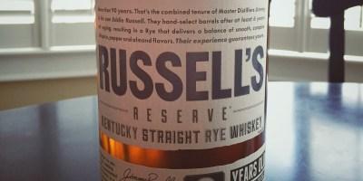 RR 6-year Rye
