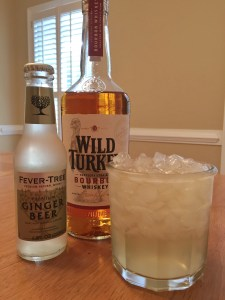 Wild Turkey KY Mule