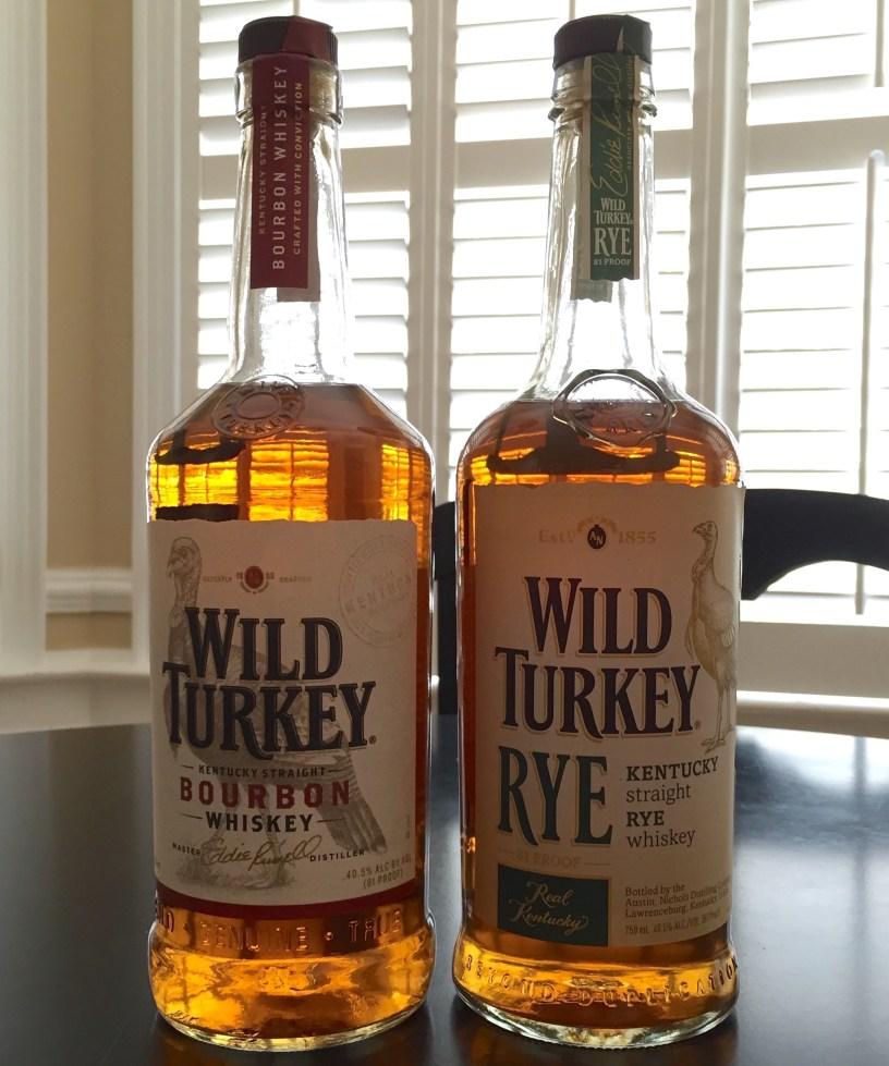 Wild Turkey Bourbon & Rye