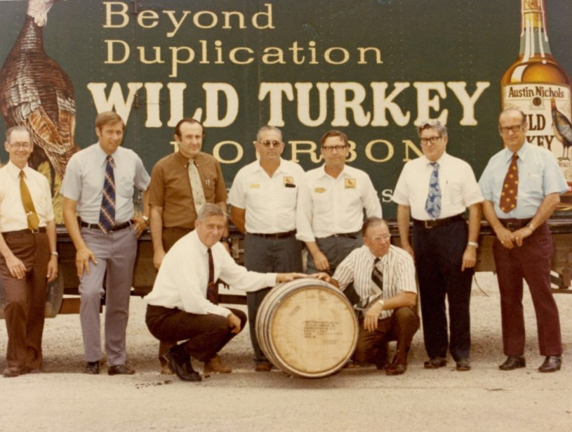 Austin, Nichols - Wild Turkey
