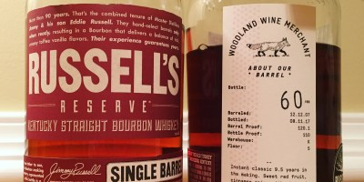 Russell's Reserve SiB Woodland Wine