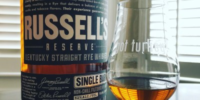 Russell's Reserve SiB Rye