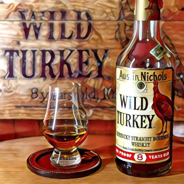 Wild Turkey 101 Abt 1972